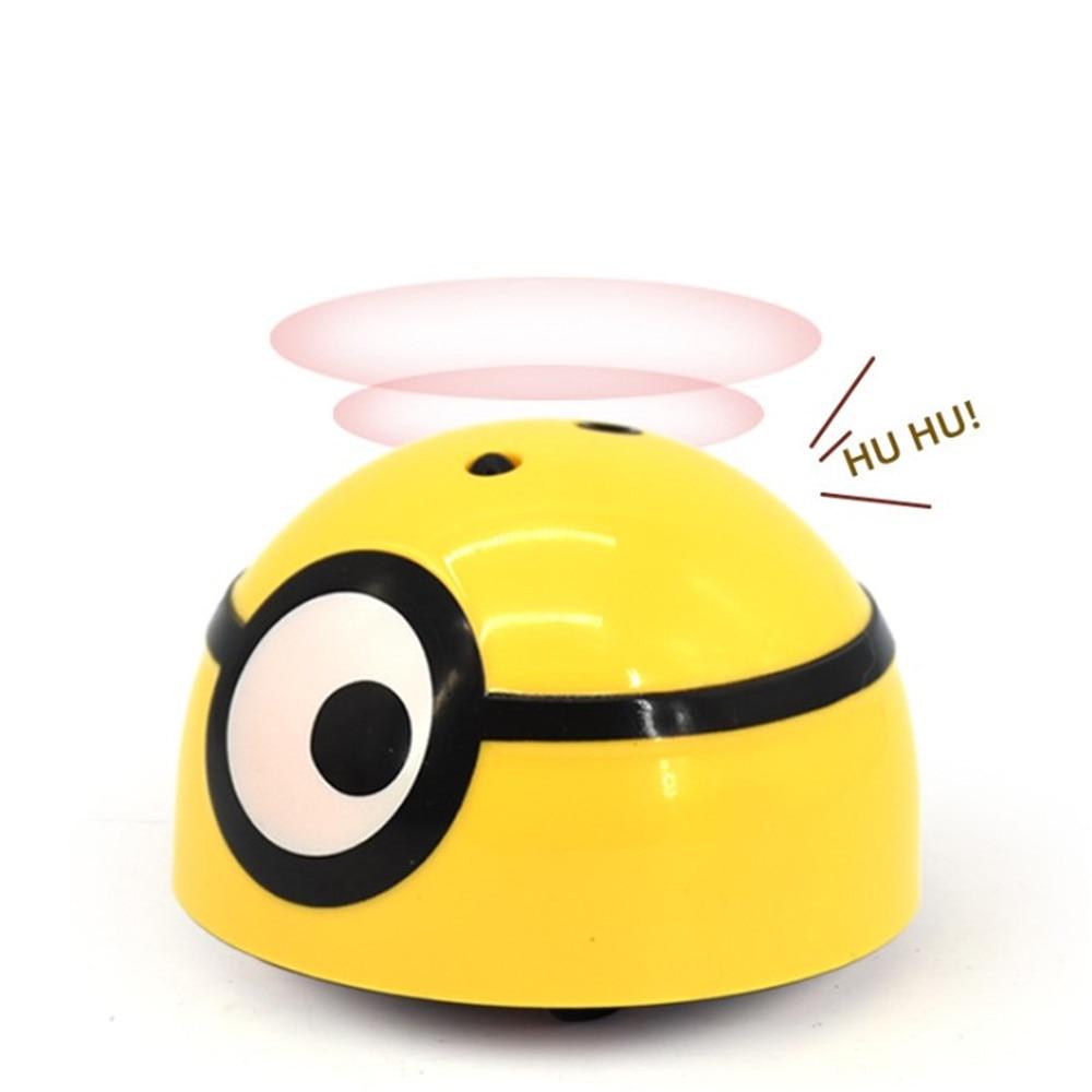 Mascota de juguete de gato de juguete para niños, juguete interactivo automático para pasear con Sensor infrarrojo, accesorios para mascotas