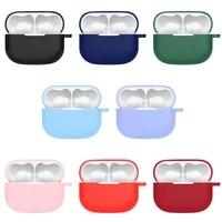 p82f soft silicone case for vivo tws 22e true wireless earbud charging case anti drop anti fall protective case