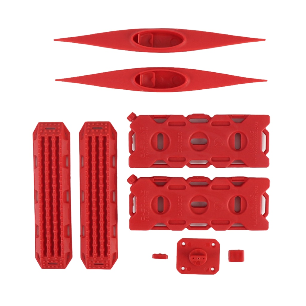 1/10 1/8 RC Crawler Decor Escape Plate Yacht Buggy for  Accessory enlarge