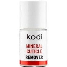 KODI 15ML Mineral Cuticle Remover แห้งเล็บ Cuticle Oil Care นิ้วมือโปร่งใส Revitalizer Nutrition Nourishing Liquid
