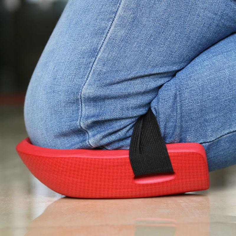 Наколенники для плиточного кирпича, имитация цемента, защита колена, влагостойкий утолщенный коленный коврик