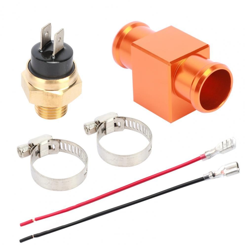 Фото - Professional Radiator Fan Temperature Switch Reliable Metal Fan Thermostat Switch for Yamaha Easy Installation for Kawasaki 17cm 230v 45w for ebmpapst w2s130 ab03 24 all metal high temperature resistance fan