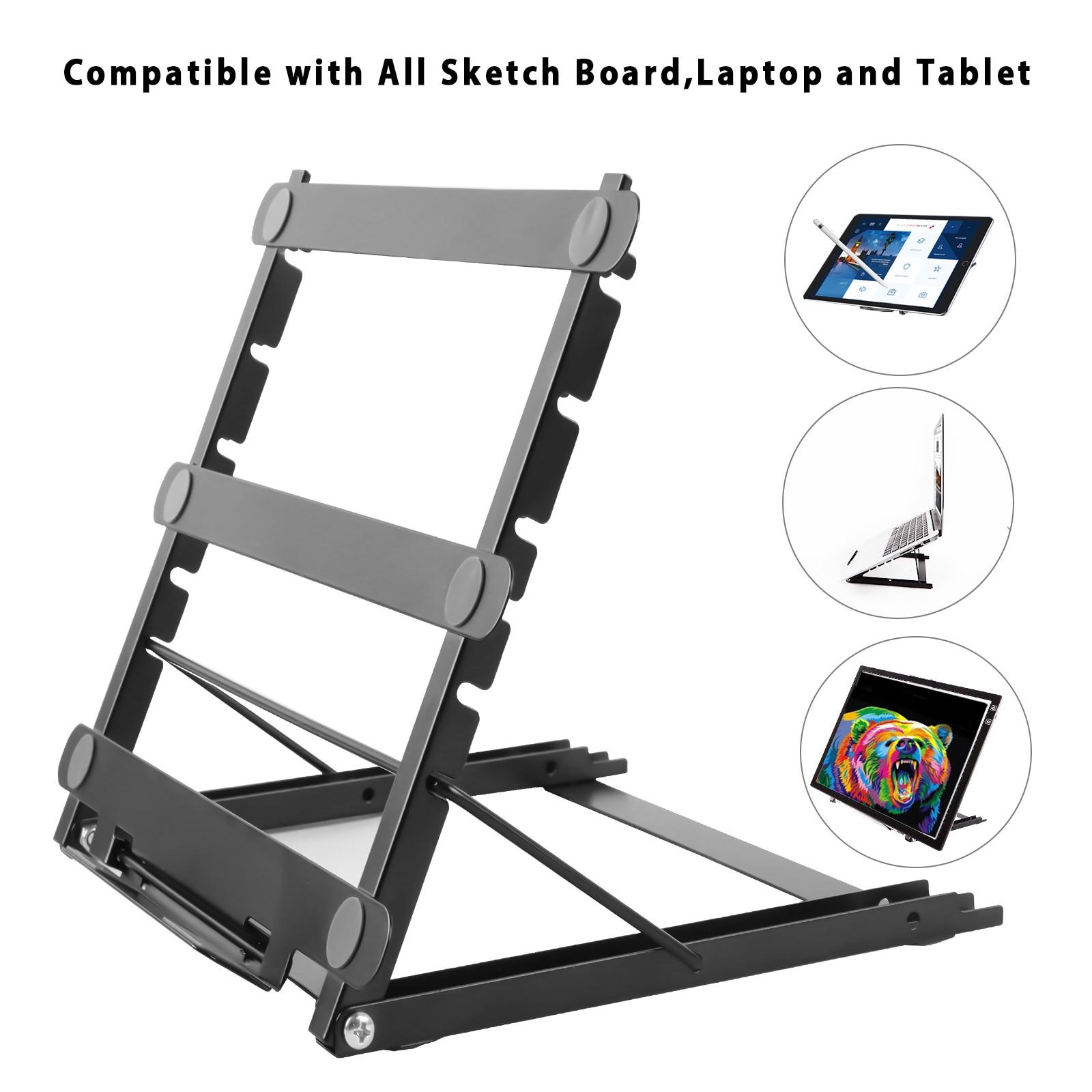 Folding Stand Diamond Painting Light Pad Holder 5D Diamond Painting Accessories Light Box Table Trac