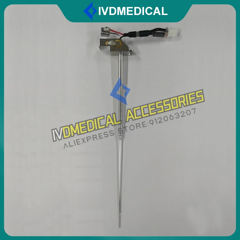 Compatible Mindray BS230 BS240 BS360E BS360S BS370E BS430 BS450 BS460 Sugar Sample Needle Probe Assembly