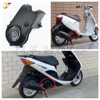 suitable for suzuki motorcycle addressefi v50 lets4 engine fan protection cover right engine safety cover fan blade shell plate