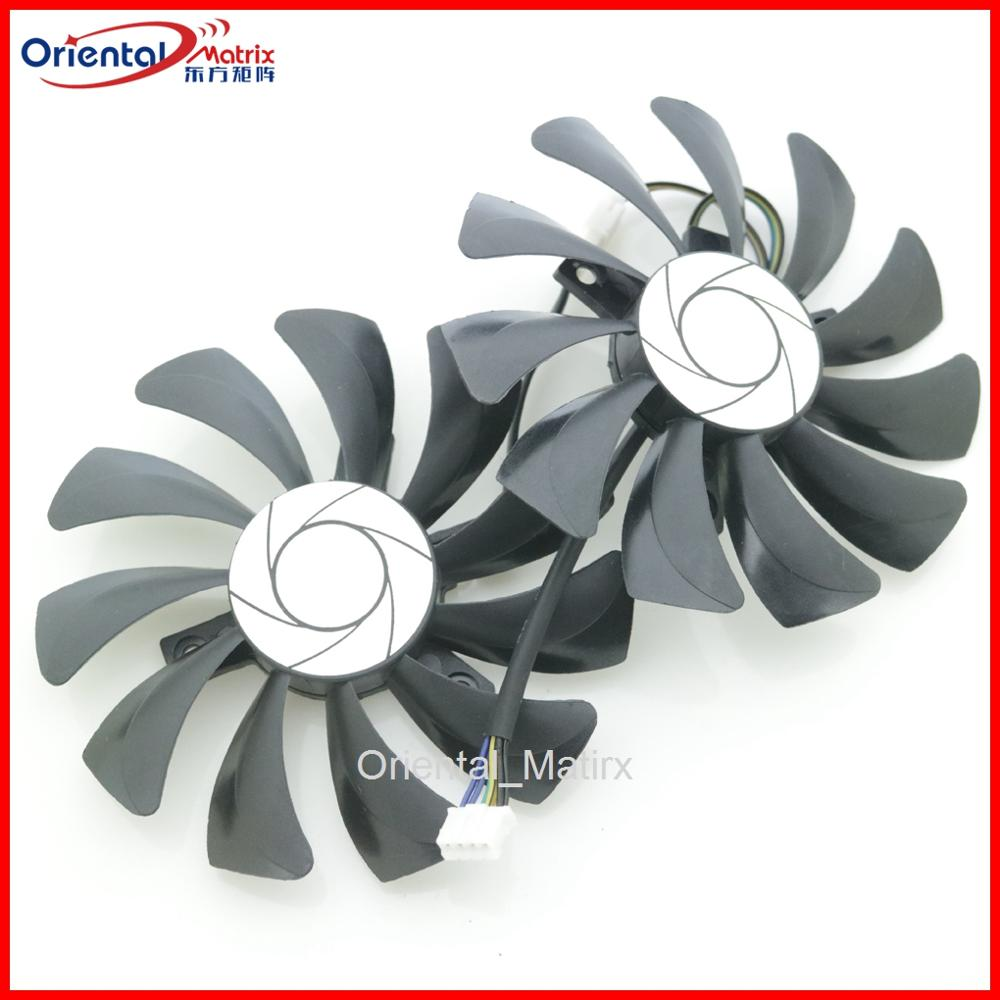 Free Shipping HA9010H12F-Z HA9010H12SF-Z 12V 0.57A 85mm 40*40*40mm 4Wire 4Pin For Dataland Graphics Card Cooling Fan
