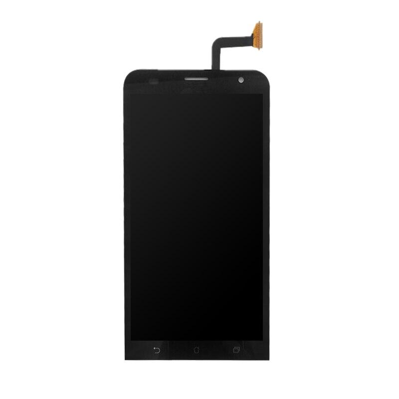 Para ASUS ZenFone 2 láser ZE551KL Z00TD LCD pantalla táctil digitalizador montaje de cristal con marco + herramientas gratis