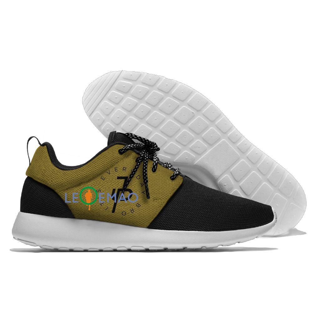 شحن مجاني للرجال لوجان بوال JP شعار جاك بول المشجعين الأحذية الرياضية في الهواء الطلق تنفس شبكة الركض الأحذية الرياضية تنفس