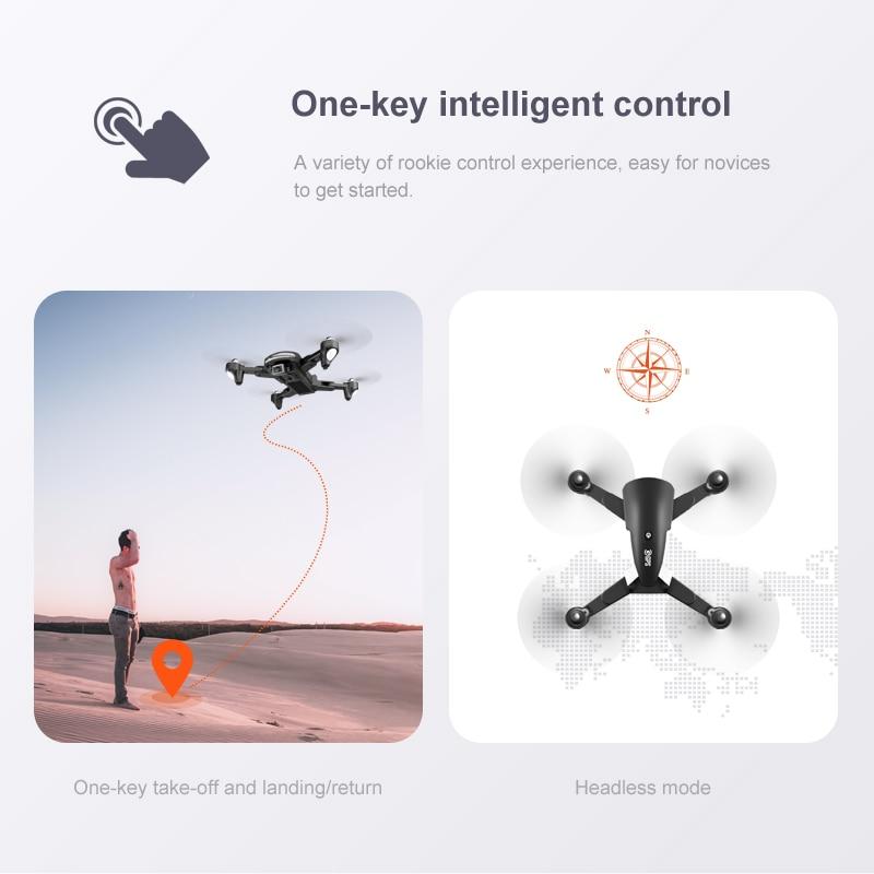 KK7 Pro Camera Drone 6K GPS 5G WiFi FPV Long Flight Distance Smart Follow Foldable RC Quadcopter Dron 4K Professional PK LS38 enlarge