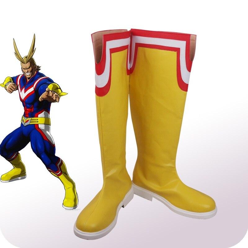 أحذية تنكرية من My Hero Academia ، أحذية تنكرية للجنسين ، مصنوعة حسب الطلب