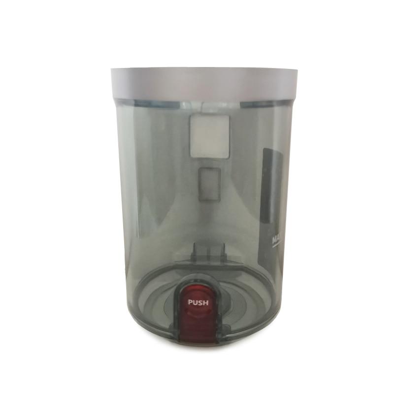 مناسبة ل Dibea المحمولة المنزلية اللاسلكية مكنسة كهربائية F20Max صندوق الغبار الغبار دلو الغبار كأس الغبار تخزين كوب