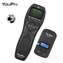 YouPro MC-292 DC0 2,4G Drahtlose Fernbedienung Auslöser Sender Empfänger für Nikon D5 D4S D4 Fujifilm DSLR Kamera