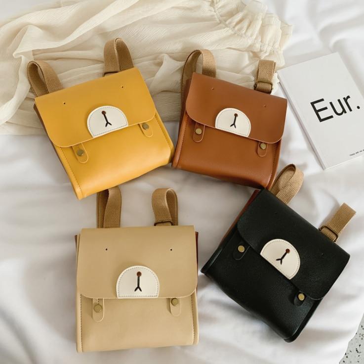 Children Backpacks Kids Bag 3D Bear Boys Girls Cute Animal Prints Travel Bags Toys Gifts Baby Bag