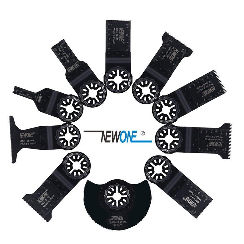 Цельнокроеные пильные лезвия Starlock E-cut, Осциллирующие лезвия для инструментов, совместимые с осциллирующими мульти-инструментами с помощью системы Starlock