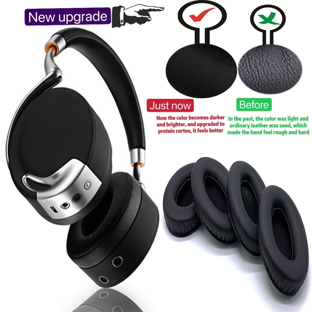 Earpads Replacement cover for Creative Sound Blaster Blaze Headphones Earmuff Sleeve Headset Repair Cushion Cups enlarge