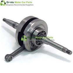 Virabrequim, haste, rolamentos, substituição padrão, 4 t, GY6-125/150cc
