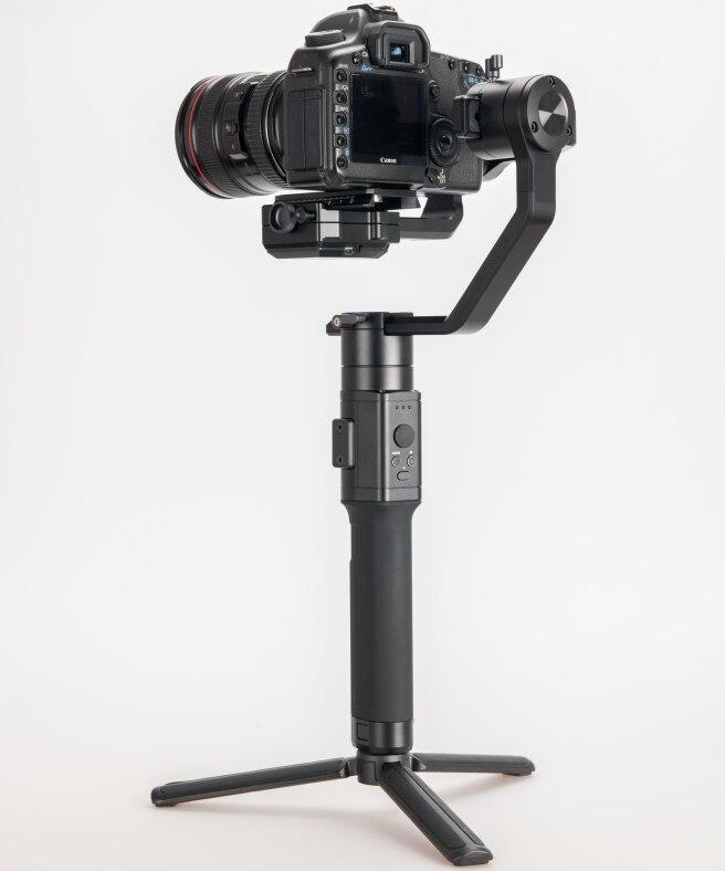 RTS ذكي APP التحكم رخيصة كاميرا gimbal حامل ثلاثة محور gimbal dslr استقرار الإلكترونية
