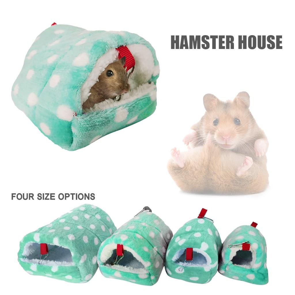 Casa de perro y gato, Casa de cama, Mini hámster, erizo, Animal...