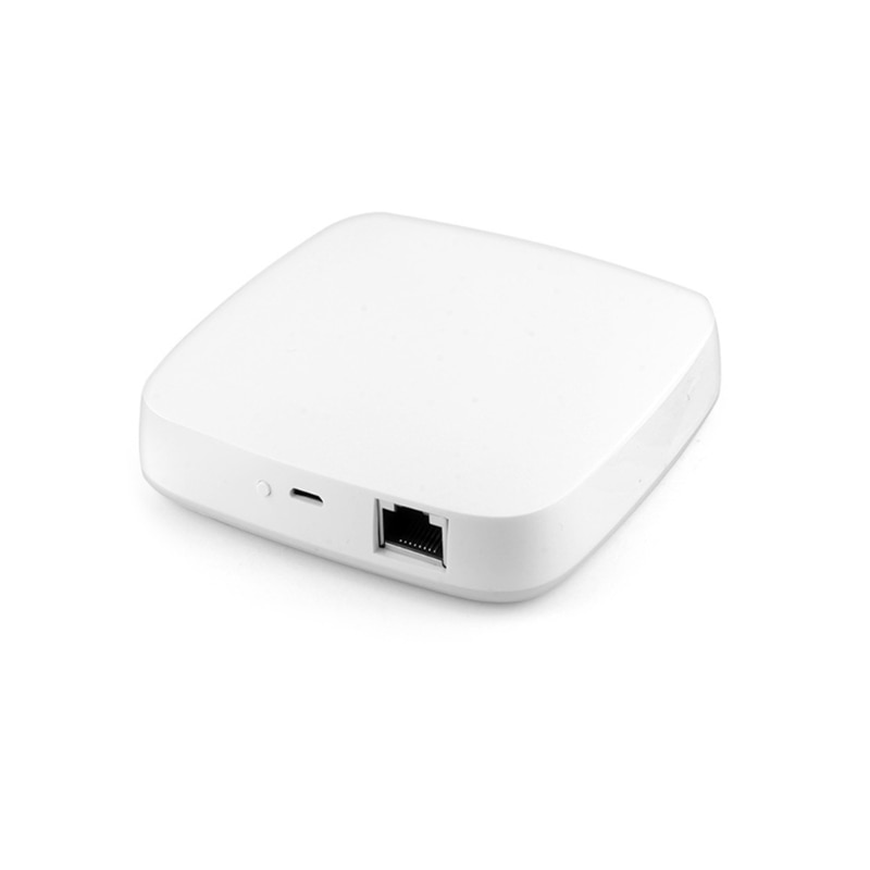 Smart Wiring Hub Gateway WIFI Multi-function Linkage Device Home Improvement Intelligent System Remote Control Supplies