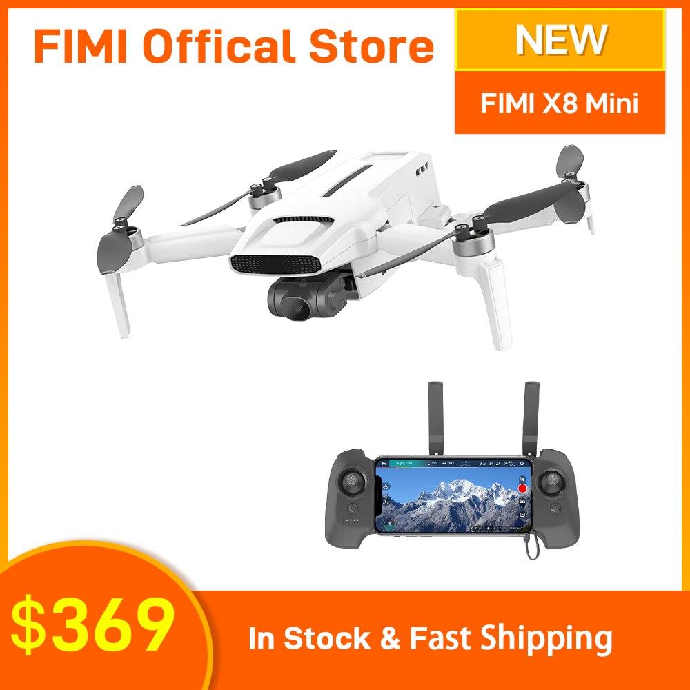 FIMI X8 البسيطة كاميرا Drone 250g-class طائرات بدون طيار 8 كجم 4k المهنية البسيطة drone Quadcopter مع كاميرا gps التحكم عن بعد هليكوبتر