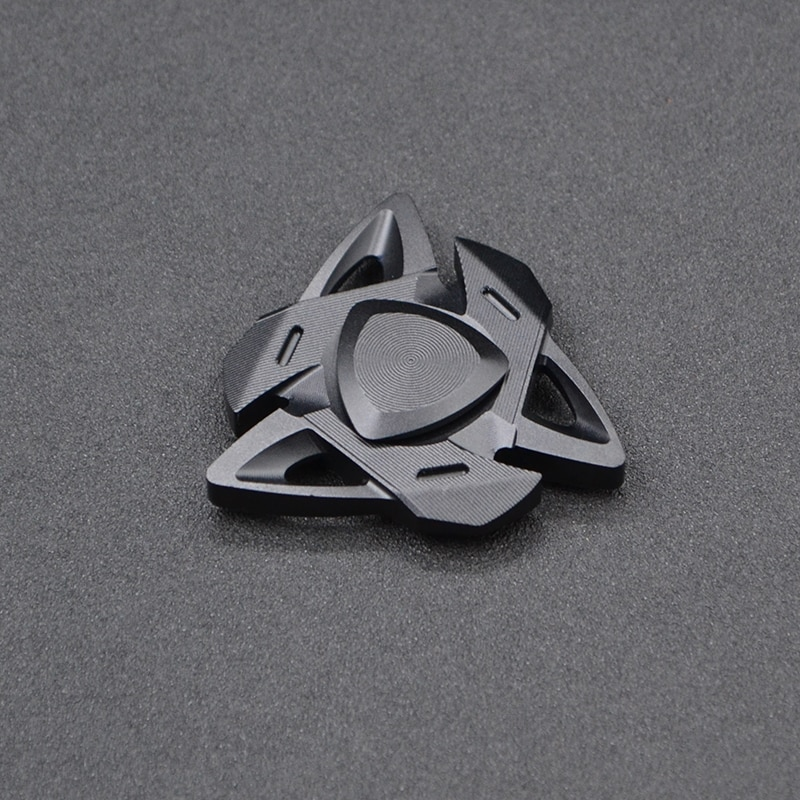 Dropshipping EDC Fingertip Fingertip Gyro Hand Spinner Senior Alloy Metal Finger Decompression Artifact enlarge