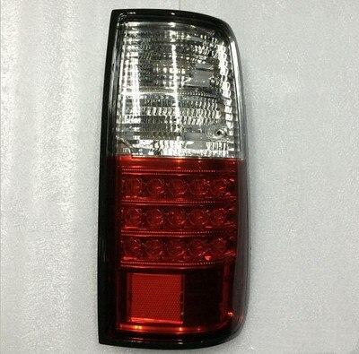 Rear lamp tail light assembly for toyota land cruiser LC80 FJ80 4500 lexus lx450, multi-styles, led or halogen