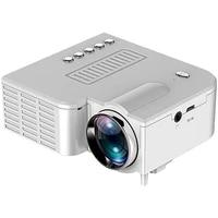 UC28 1080P Home Cinema film videoprojecteur Mini projecteur LED videoprojecteur Support 4K video U disque TF carte STB