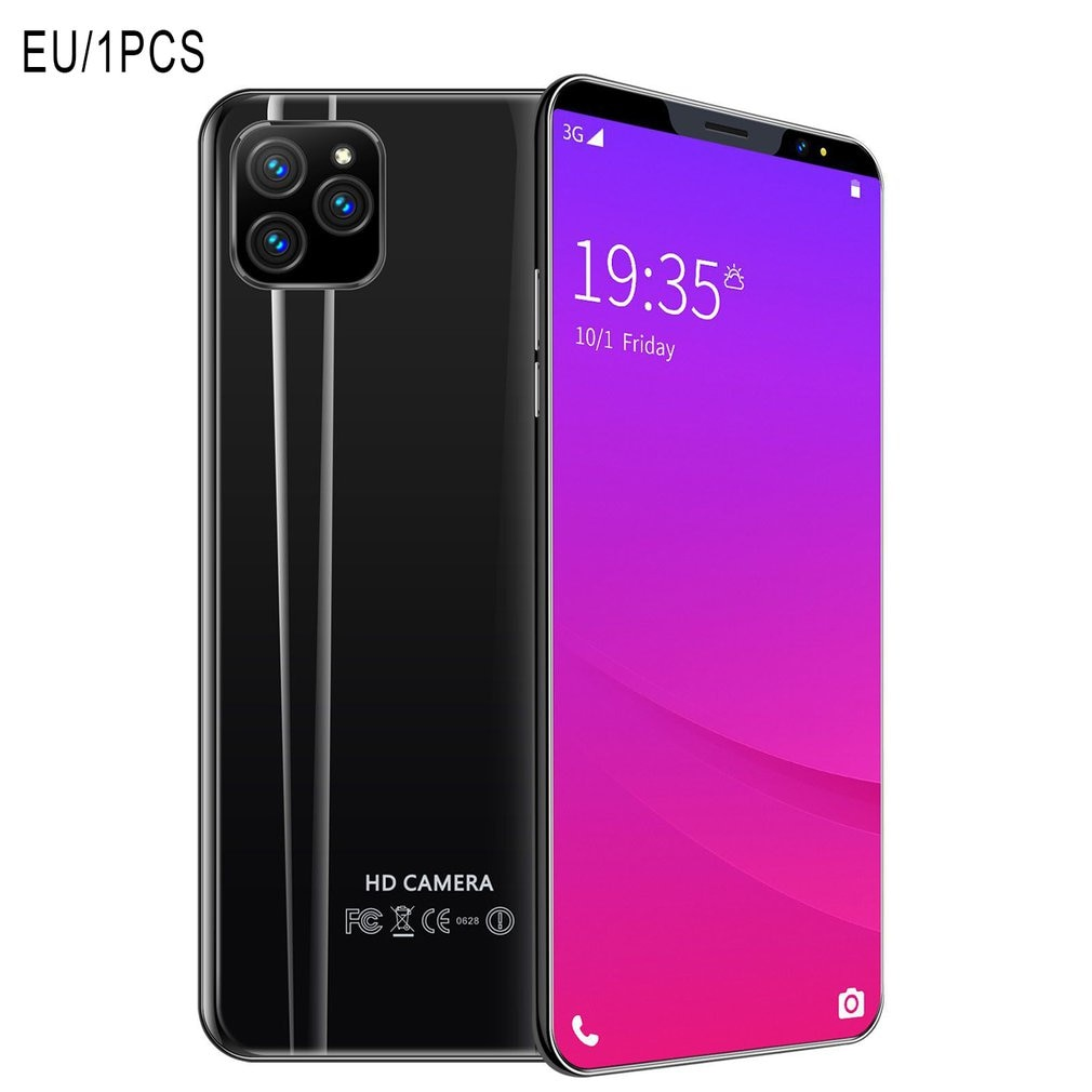Фото - 5.8 inch Big Screen i13 Smartphone 512MB+4G Android Wifi Smartphone Camera Dual-core Dual Card Dual Mode Phone zgpax s8 smart watch phone 512mb 4gb built in 8gb tf card android 4 4 2 mtk6572 dual core 1 2ghz wifi bluetooth gps network 3g black