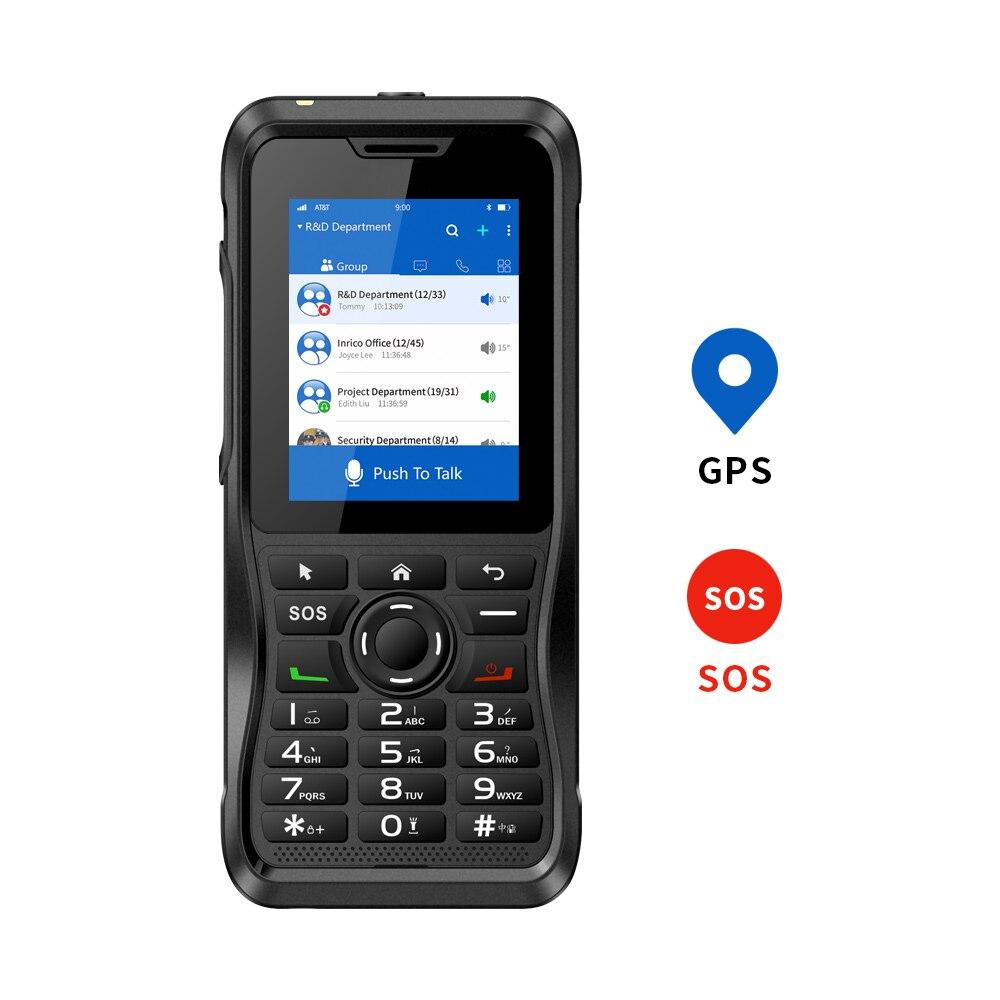 Аксессуары Inrico T310 4G Zello рация Мобильная Сеть POC Радио сенсорный экран рация