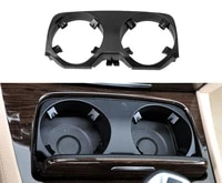 for bmw 7 series f01 f02 double hole car front center console cup rack change water cup holder
