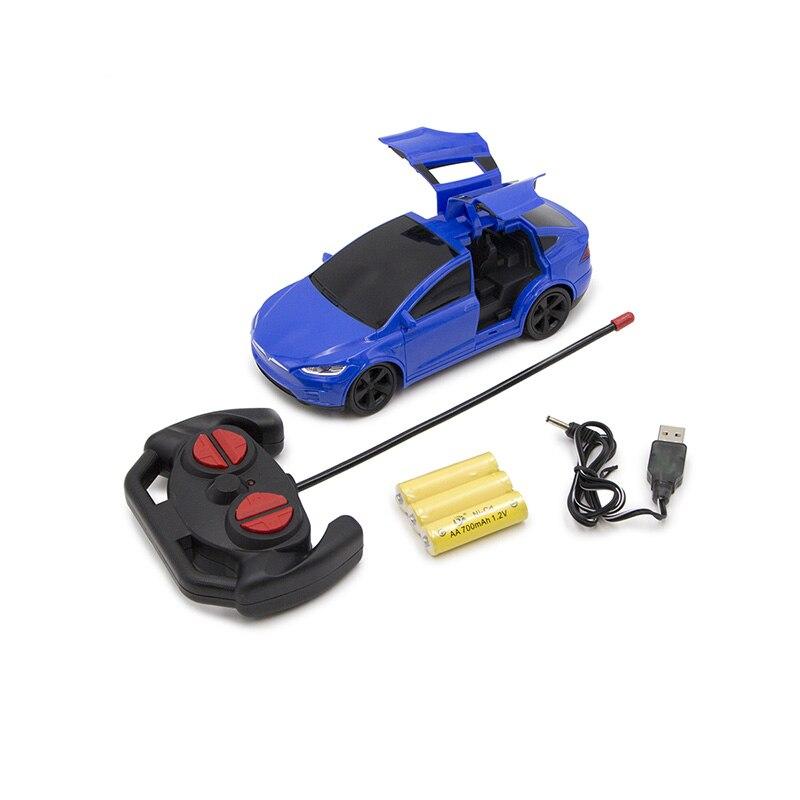 RC voitures autre 200431668 r/c voiture sur batterie radiocommande 4 fonction porte ouverte super sport voiture rallye auto ville racer RC voitures jouet 200431668 jouets loisirs télécommande pour enfants <3 ans