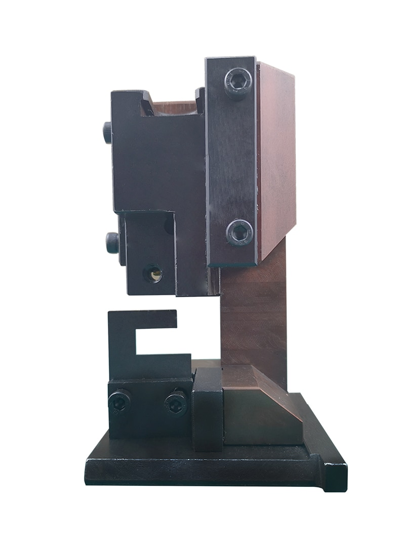 Terminal Crimper Vertical horizontal single grain mold for terminal crimping machine enlarge