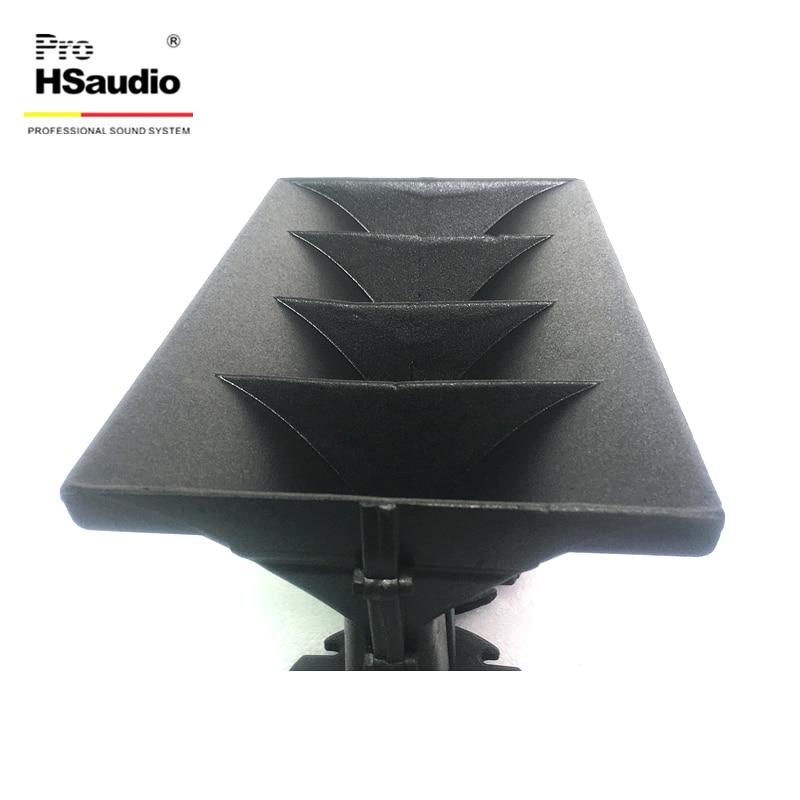 V8 Line Array Horn For 10 Inch Line Array Speaker 290L x 160W x 176h MM 2*1