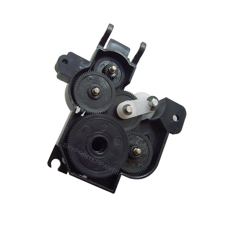 شحن مجاني 10 قطعة/الوحدة الشريط محرك والعتاد الجمعية لإبسون FX1180 dotmatrix أجزاء الطابعة