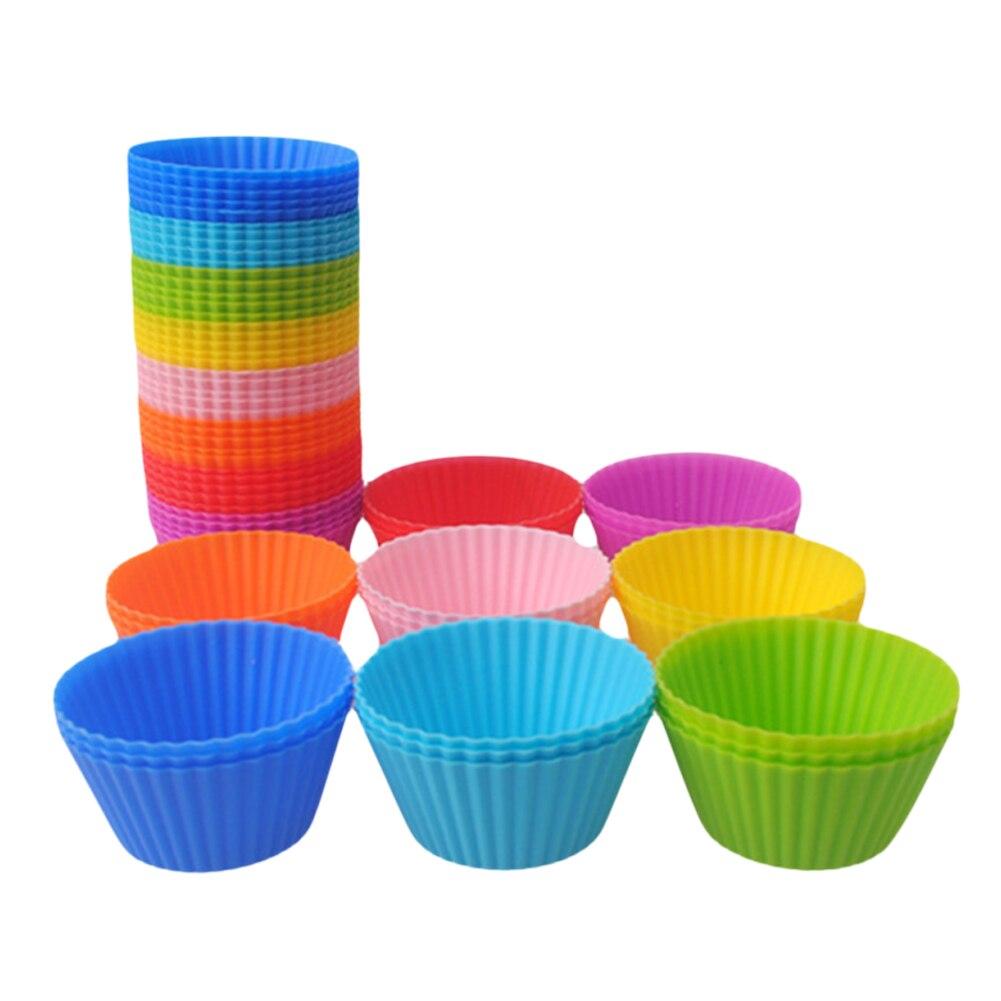 Силиконовая подкладка для чашки торта Форма для выпечки Форма для маффинов круглый приспособление для выпечки торта выпечка Кондитерские ...