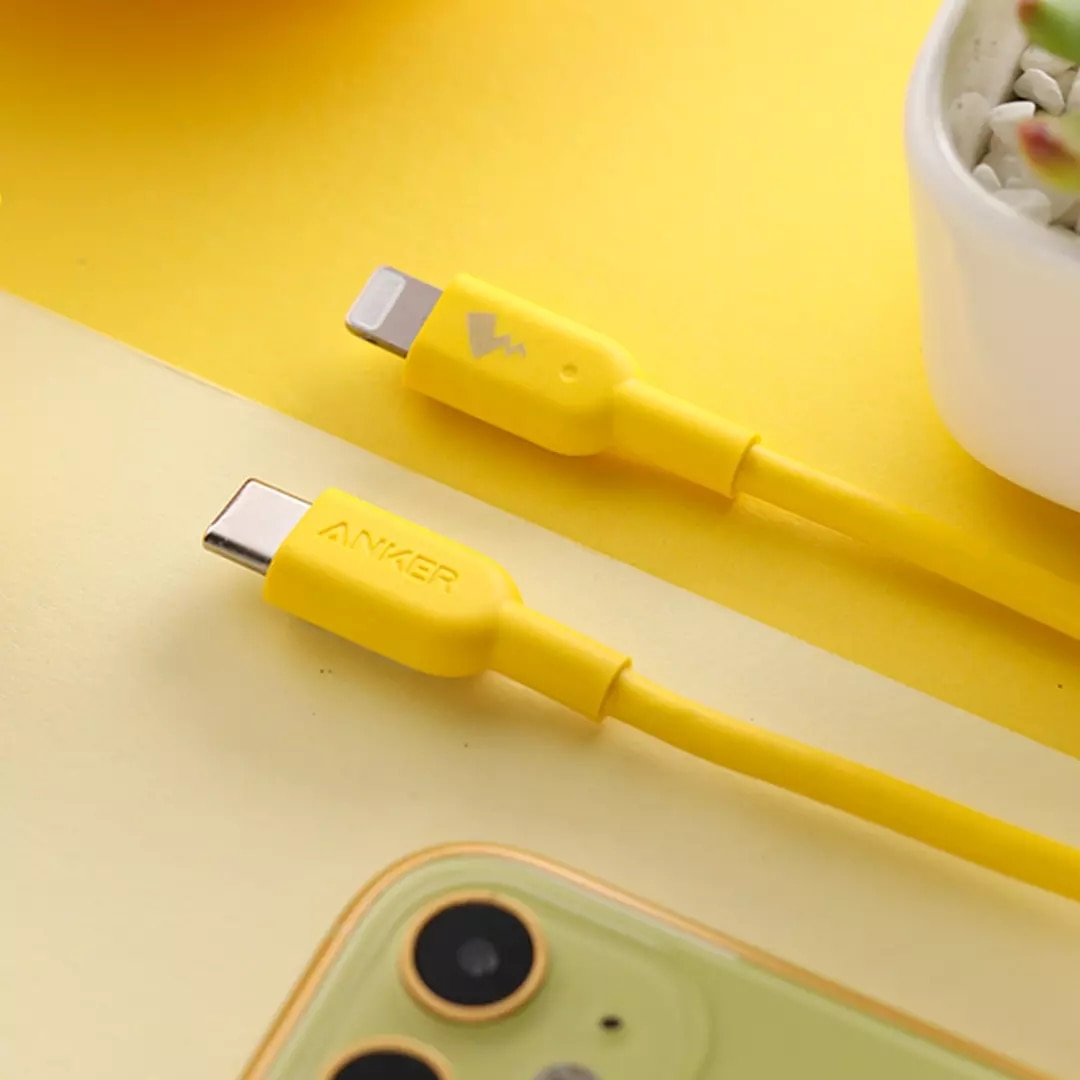 Anker Youpin-Cable de datos de transferencia de supervelocidad, Cable de carga rápida...