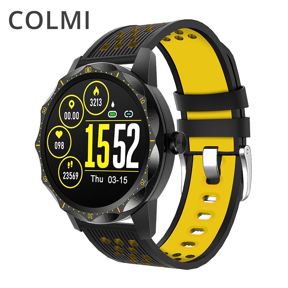COLMI SKY 1 Pro Fitness tracker IP67 étanche montre intelligente moniteur de fréquence cardiaque Bluetooth Sport hommes Smartwatch pour iPhone Android