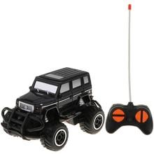 Maßstab 143 Fernbedienung RC Off-road Monster Truck Crawler Buggy High Speed Racing Auto Spielzeug 4 Kanal Sterben-cast Modell