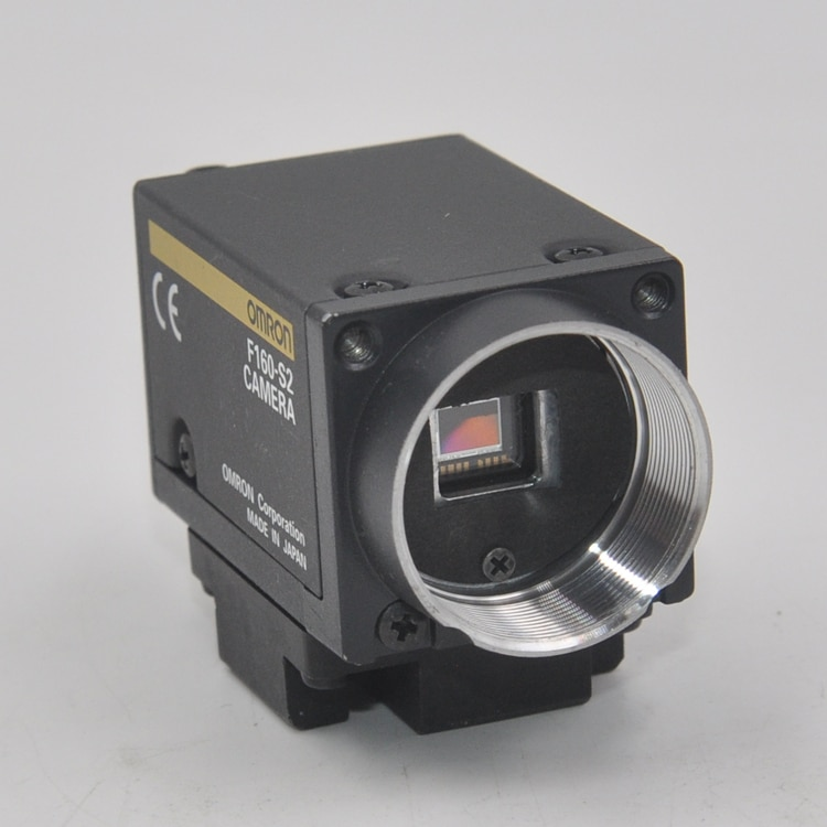 OMRON F160-S2 Multiple Camera Machine Vision Inspection
