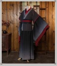 Costume Cosplay Mo Xuanyu Wei Wuxian, déguisement pour homme, grand maître danime, culture des démons
