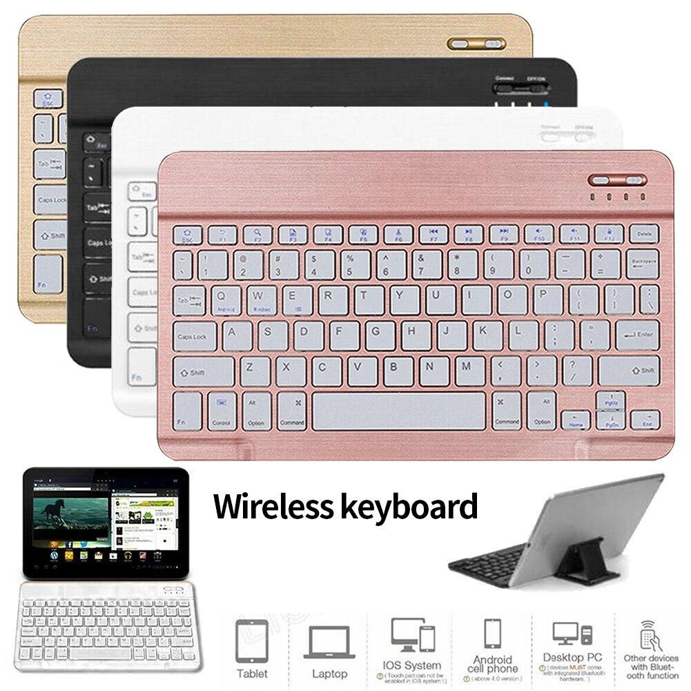 Teclado sem Fio para Ipad Sistema de Alta Universal para Jogos Bluetooth Samsung Android Qualidade Tablet pc Mini Teclado 3.0 Ios