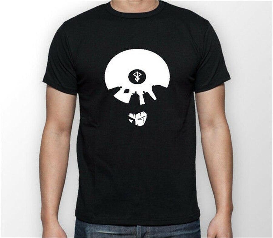 Berserk Guts Griffith, camiseta Unisex de Manga de Anime de sacrificio, camiseta de todas las tallas, camiseta de estilo clásico de moda