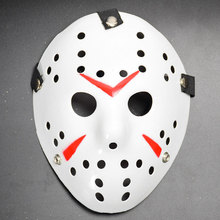 Nouveau Jason friday le 13th horreur Hockey masque voleur tueur mascarade Joker masque Halloween samouraï Cosplay masque masqué homme masque