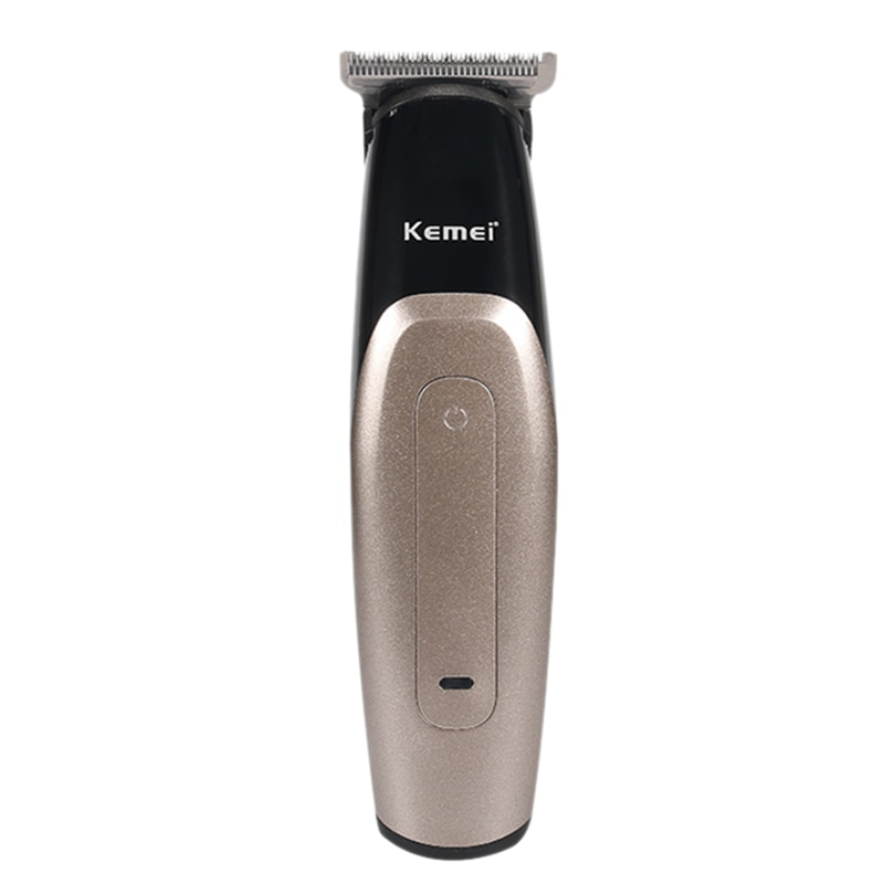 Kemei Km-3207 Electric Hair Clipper Vintage Head Hair Clipper Engraving Hair Clipper Hair Trimmer Hair Salon Dedicated EU Plug