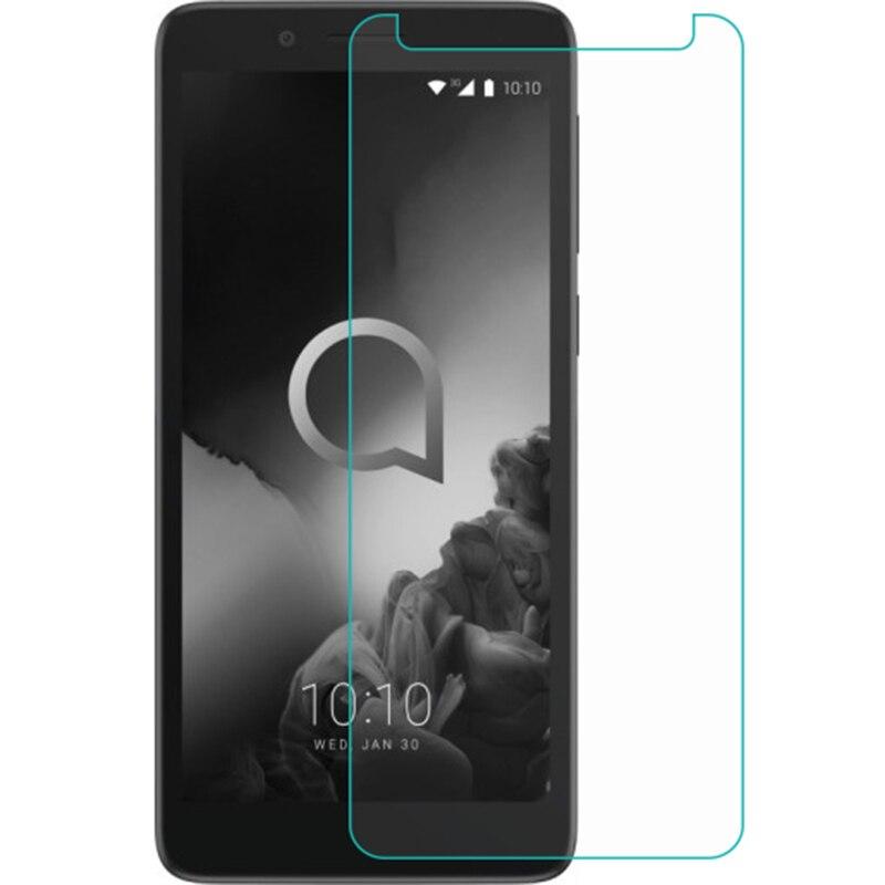Verre trempé pour Alcatel 1C 5009 [DA] 5009A 5009D 1C (2019) 5003D verre protecteur décran 2.5D 9H Premium Film de protection