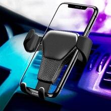 Universel Support De Téléphone Portable Pour Voiture Air Évent Support De Montage Pour BMW 1 2 3 4 5 6 7 série X1 X3 X4 X5 X6 E60 E90 F07 F09 F10 F15 F30