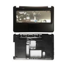 Laptop cover For HP Pavilion DV6 DV6-3000 DV6-3100 3LLX6TATP20 603689-001 Palmrest Upper cover With touchpad/Bottom Case Cover