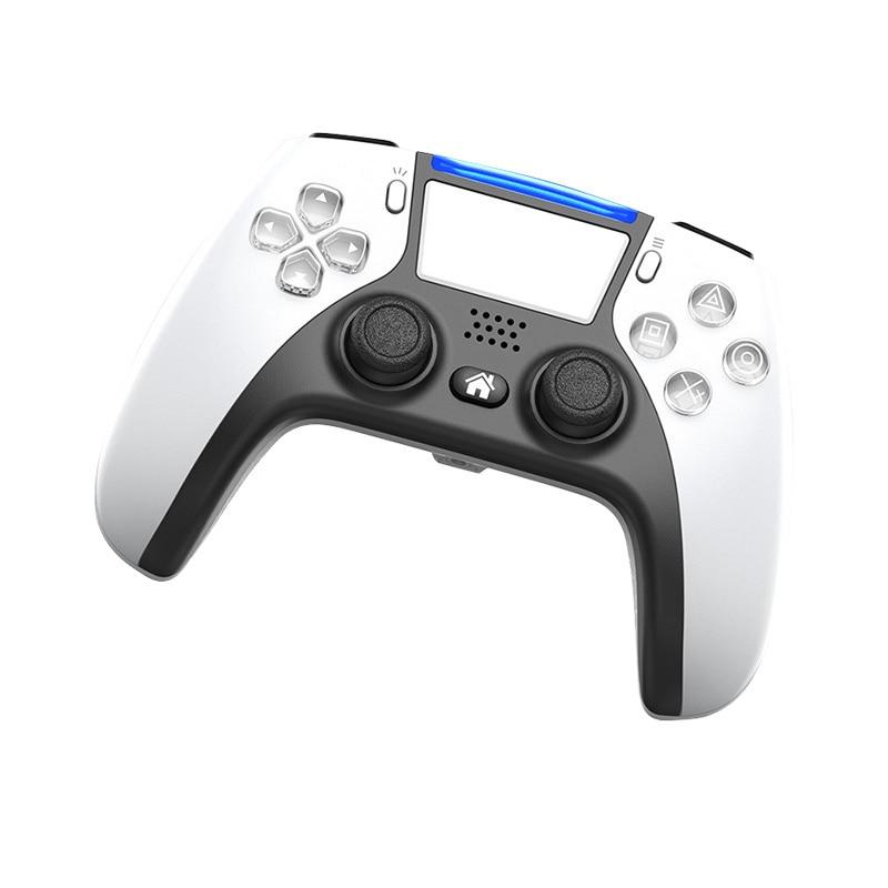New Arrival OEM Design PS5 Style Game Handel Wireless Gamepad 4.0 Connect Joystick enlarge
