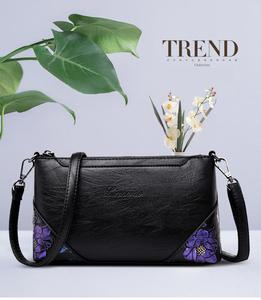 Vintage Small Leather Bags for women Women Shoulder Bag Female Mini Crossbody Bags for Women Messenger Bags Clutch Sac purses