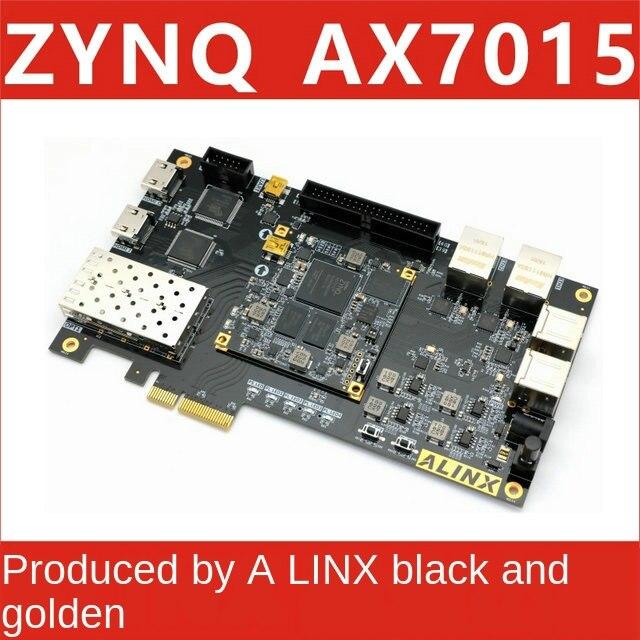 Alinx XILINX FPGA noir or conseil ZYNQ bras 7015 PCIE Zedboard AX7015